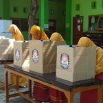 Pemilu Raya dan Pelantikan OSIS SMPIT Al Uswah Tuban periode 2019-2020