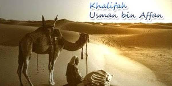 Teladan dari Utsman bin Affan