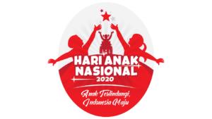 Logo resmi HAN 2020 (Sumber: KemenPPPA.go.id)