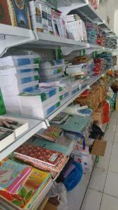 Item barang di Uswah Mart (Foto: Admin/2020)