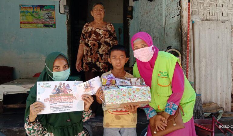 DSU Tuban Santuni Anak Yatim Piatu di 5 Kecamatan
