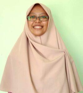 Efa Nur Fauziya (Foto: Humas/2020)