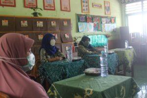 Monev LPMP Jawa Timur ke SDIT Al Uswah (1) (Foto: Humas/2020)