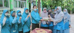 Pemotongan kue di HGN 2020 (Foto: Humas/20200