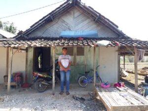 Kondisi kediaman Mas Dany (Foto: Susanto/2021)