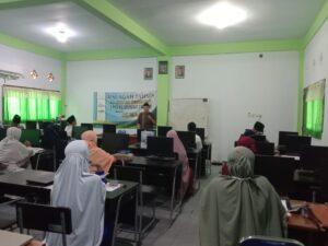 Peserta Halaqah Tahsin Al-Qur'an Bersanad (Foto: MC/2021)