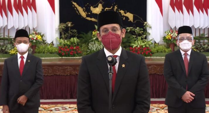 Pidato Mendikbud Ristek RI Dalam Hardiknas 2021