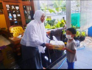 Kegiatan Pekan Ramadan 1442 H TKIT Al Uswah Tuban (Foto: Humas/2021)
