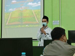 Raker LPIT Al Uswah Tuban hari kedua bersama Divisi Al-Qur'an (Foto: MC/2021)