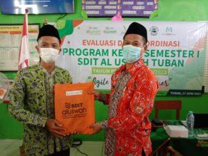 Ustaz Miftahuddin dan Ustaz Mulyadi (Foto: MC/2021)