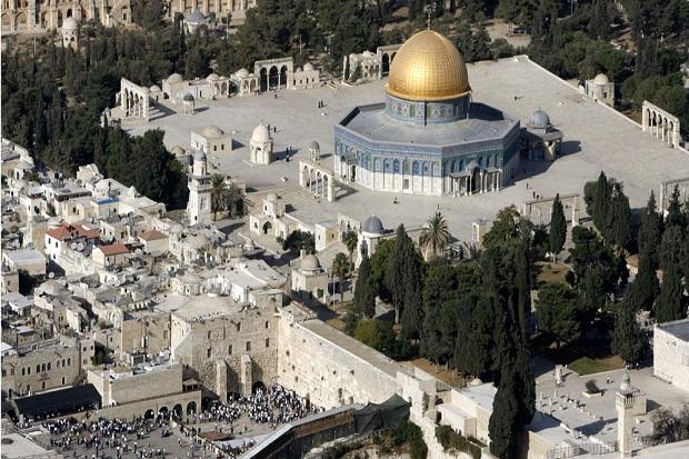 Keistimewaan yang Dimiliki Masjid Al-Aqsa Palestina