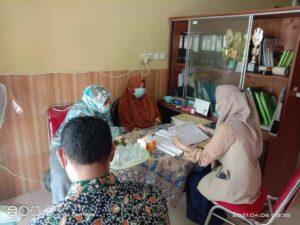 Proses audit di TPAIT Al Uswah Tuban (Foto: Humas/2021)