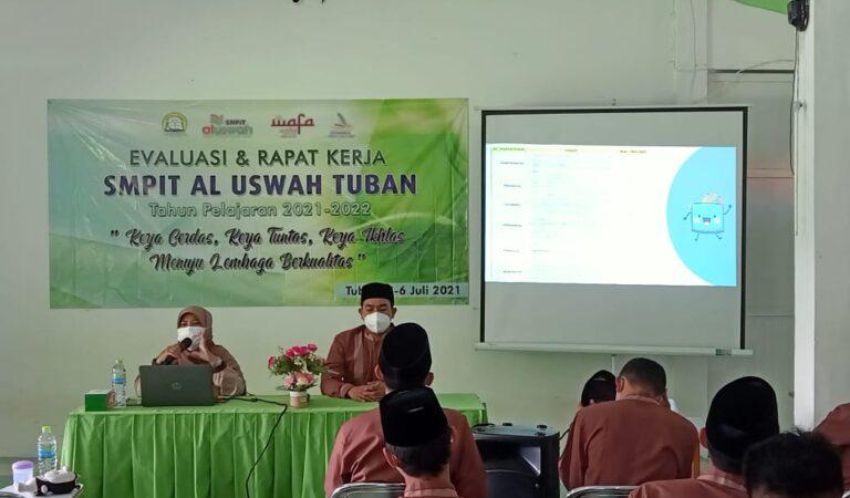 SMPIT Al Uswah Tuban: Kerja Cerdas, Tuntas, dan Ikhlas