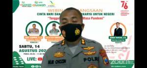 Kabagren Polres Tuban (Foto: MC/2021)