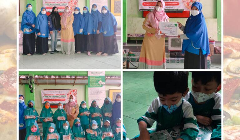 Integral Learning Pembelajaran Terpadu Siswa di SDIT Al Uswah Tuban